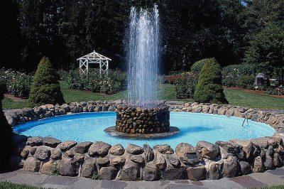 喷泉设计安置有哪些关键