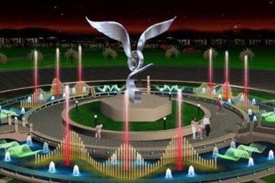 如何提高喷泉设备厂家的竞争力