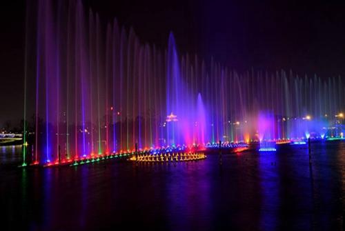 Programmable Fountain