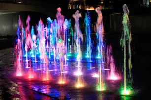 Knowledge of Waterscape Fountain in Courtyard Design