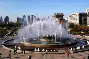 The popularity of fountain equipment has its inevitable reasons