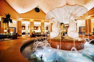 Four taboos on indoor fountains of music fountains company