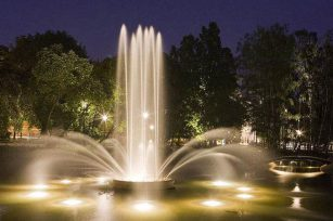Points for Attention in Fountain Design Company