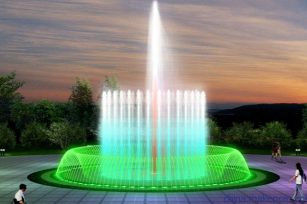 What are the requirements for water quality in Waterscape design?