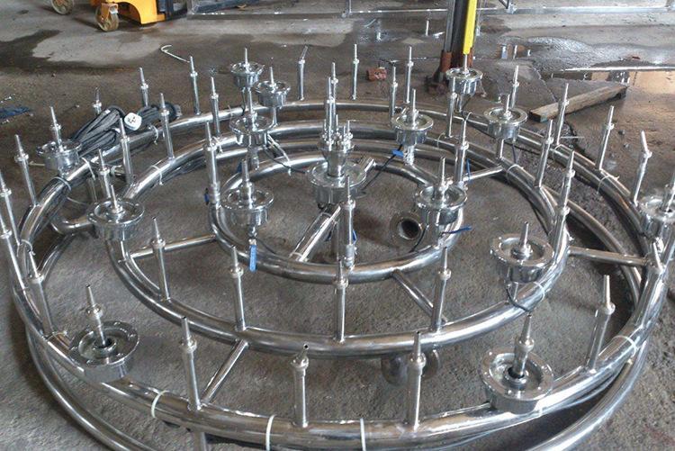 fountain equipment