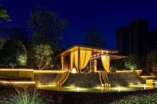 Application of Lighting in Waterscape Design