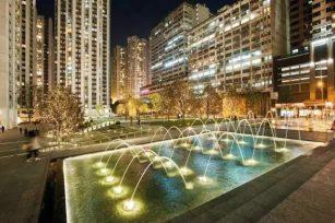 Fountain Company Introduces Laminar Fountain for You