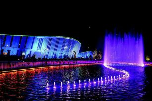 Brief introduction of fountain design points