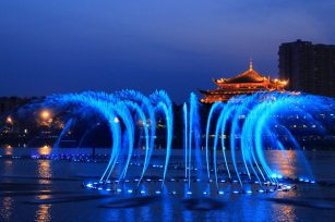 Professional fountain company tells you the key points of musical fountain construction