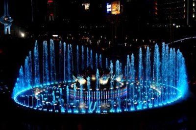 Three knowledge you need to know about musical Waterscape fountain