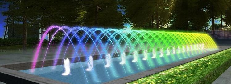 Chengdu fountain project