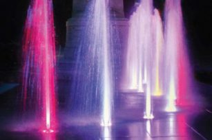 Matters needing attention in the selection of special pumps for music fountain
