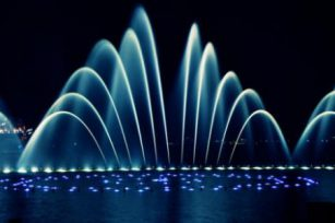 Music fountains tips
