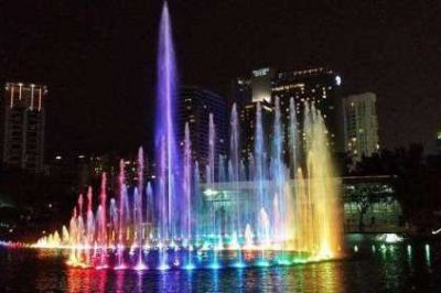 Features of fountain installation companies and types of installation